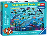 Ravensburger Underwater Realm Giant Floor Puzzle (60 Pieces)