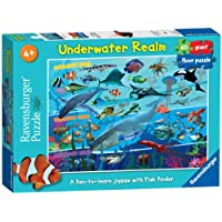 Ravensburger 7347 Underwater Realm 60 Pieces Giant Floor Jigsaw Puzzle