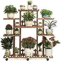 Amazonit Jun Scaffali Porta Piante Giardino E Giardinaggio