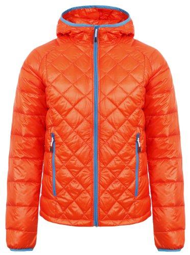 Icepeak, Giacca Donna Sion Arancione (Orange (455))