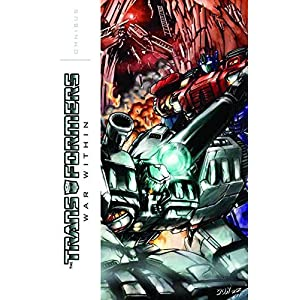Transformers: War Within Omnibus (Transformers Omnibus) by Simon Furman (2009-02-24)