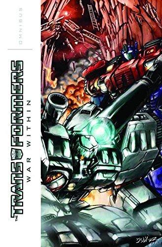 Transformers: War Within Omnibus (Transformers Omnibus) by Simon Furman (2009-02-24)
