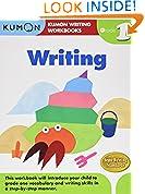 #10: Grade 1 Writing (Kumon Writing Workbooks)