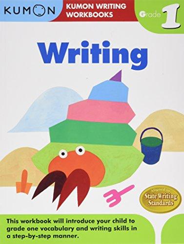 Writing, Grade 1 (Kumon Writing Workbooks)