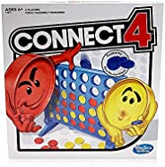 Hasbro Gaming A5640EF3 Connect 4 Game, Strategy Board Game for 2 Players, Connect 4 Grid Indoor Game for Kids