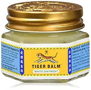 Tiger Balm Baume Blanc Pot de 19 g