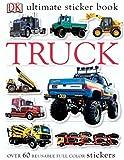 Best Toddler Truck Books - Ultimate Sticker Book: Truck (Ultimate Sticker Books) Review