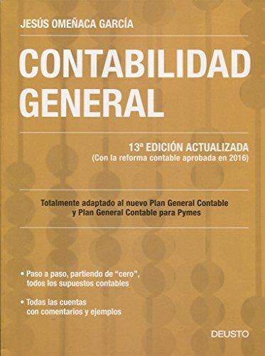 Contabilidad general: 13ª Edición actualizada (Sin colección)
