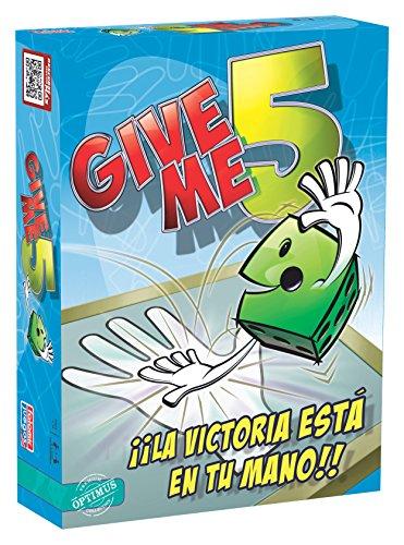 Falomir - Give me 5, Juego de Mesa (25009)