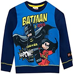 Lego Batman - Suéter para Niños - Lego Batman - 5 - 6 Años