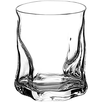 Bormioli Sorgente Glasses, short, 42cl, Box of 6.