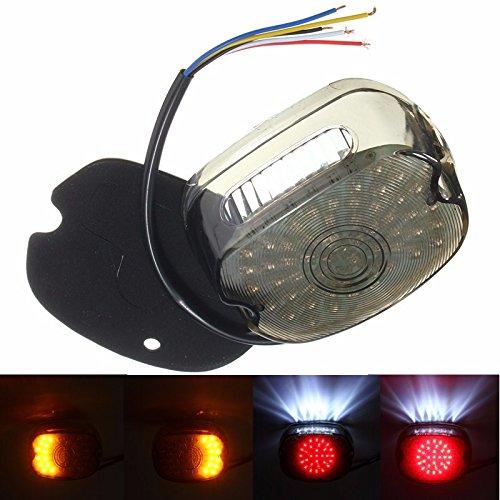 Alamor Motorrad Led Hintergrundbeleuchtung Tachometer Drehzahlmesser Mit Halterung