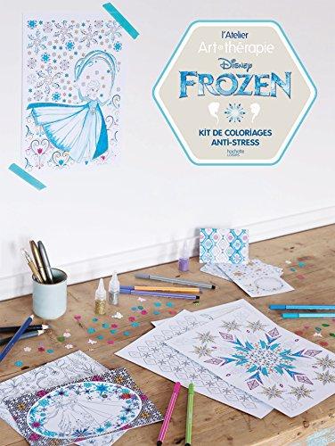 Atelier Art-thérapie Frozen par Collectif Disney