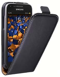 mumbi Leder Flip Case Samsung Galaxy Core Plus Tasche (NICHT für Core Duos)