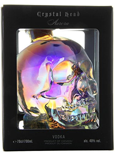 Würze Crystal (CRYSTAL HEAD AURORA Vodka (1x700ml))