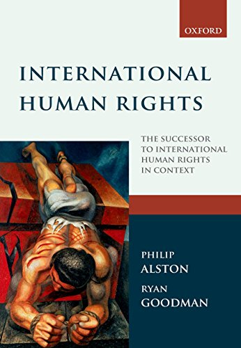 International Human Rights por Philip Alston