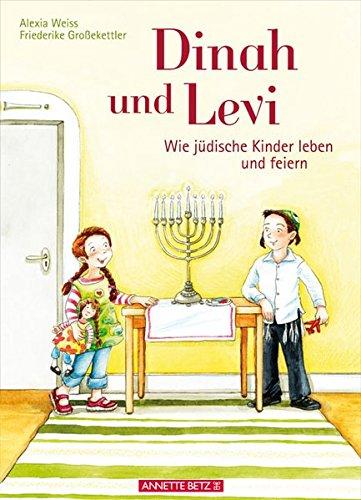 Dinah und Levi: Wie jüdische Kinder leben und feiern