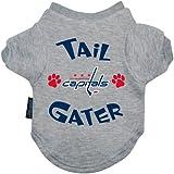 NHL Washington Capitals Hunter Tail Gater Pet T-Shirt - Best Reviews Guide