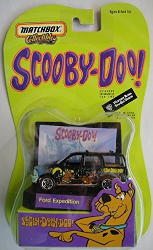 MATCHBOX SCOOBY-DOO! FORD EXPEDITION by Matchbox