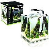 Aquael Aquarium Shrimp Set SMART LED, komplett Set mit morderner LED-Beleuchtung (weiß, 20 Liter)