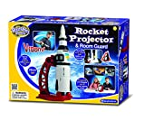Brainstorm Toys E2041 Rocket Projector and Room Guard