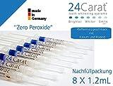 Neue ''Zero Peroxide'' CE Express 30 min. Zahnaufhellung Bleaching Gel