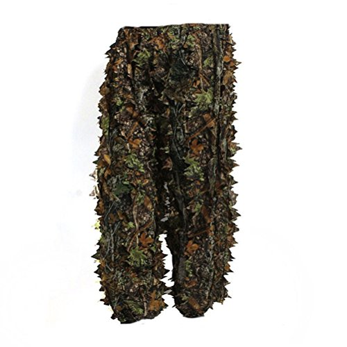 new lower prices meet meet VORCOOL Suits Camouflage Feuille Ghillie Suit Woodland Camo Tenue de  camouflage jungle 3D Hunting Chasse