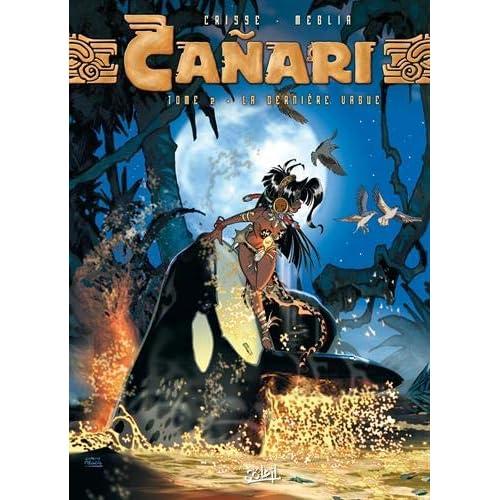 Canari, Tome 2 : La dernière vague