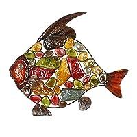 Vitale Lux Süs Balığı Dekoratif Duvar Panosu