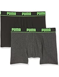 Puma Basic Boxer New Waist bande 2P unterhose