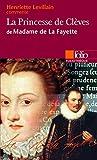 La princesse de Clèves by Madame de La Fayette (1995-03-23) - Folio - 23/03/1995