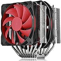 DEEPCOOL ASSASSIN II CPU Luftkühler Asymmetrischer Doppelturmkühler für Übertakter