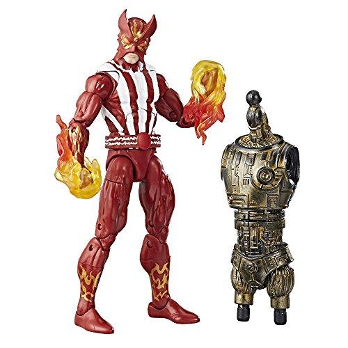 Marvel Sun Fire Action Figure