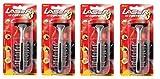 Laser Control 3 Razor Set (4 Razor, 20 C...