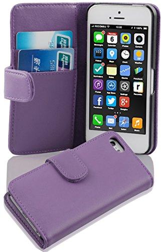 cadorabo-funda-apple-iphone-5c-book-style-de-cuero-sintetico-liso-en-diseno-libro-etui-case-cover-ca