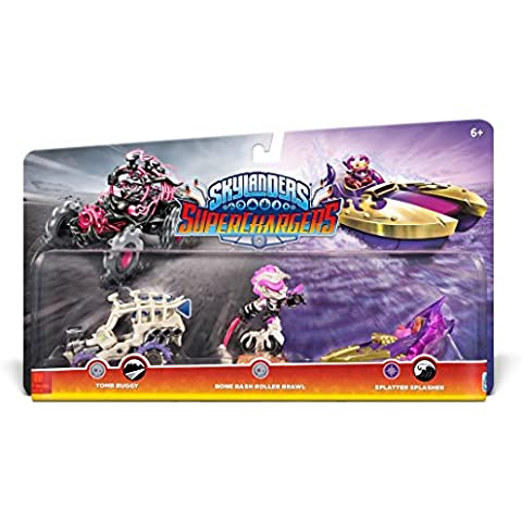Skylanders: SuperChargers - 3 Pack Multi 2