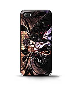 Coque iPhone 5/5S - Sword Art Online SAO Kirito and Asuna Anime