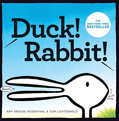 Duck! Rabbit! por Amy Krouse Rosenthal