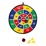 Legler - Diana velcro de tela con 3 dardos y 3 bolas, para +3 años (3481)