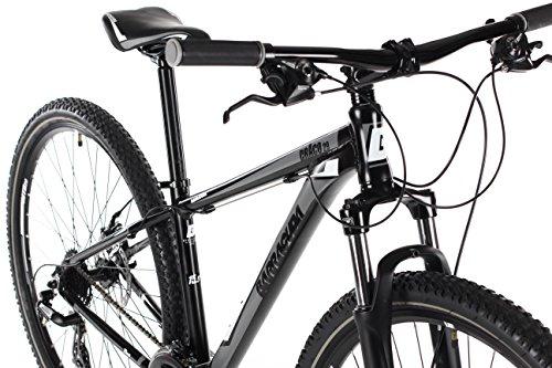 Barracuda Hombre Draco 429ner para Bicicleta, Color Negro/Naranja, tamaño Size 19, tamaño de Cuadro 19, tamaño de Rueda 29 Centimeters