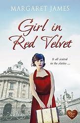Girl in Red Velvet (Charton Minster)