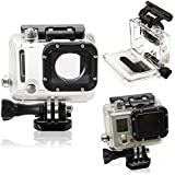 Ordel® Underwater Waterproof Protective Housing Case Cover For GoPro Hero 3 & 3+ Camera