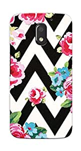 Kaira High Quality Printed Designer Back Case Cover For Motorola Moto E3 Power(21)