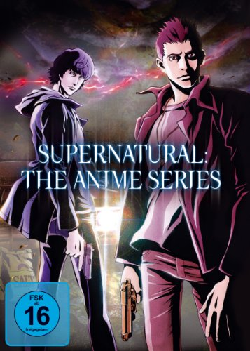 The Anime Series (3 DVDs)