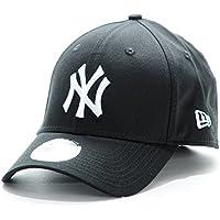 New Era Herren Baseball Cap Mütze M/LB Basic NY Yankees 39Thirty Stretch Back