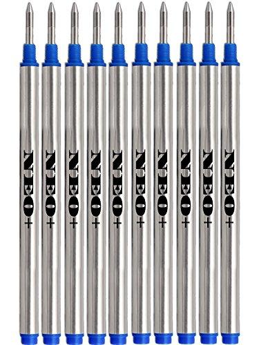 Descripción del producto: los recambios NEO+ son compatibles con los bolígrafos Montblanc. Este recambio ofrece una escritura suave y cómoda. Se adapta al bolígrafo Jinhao and Gullor.