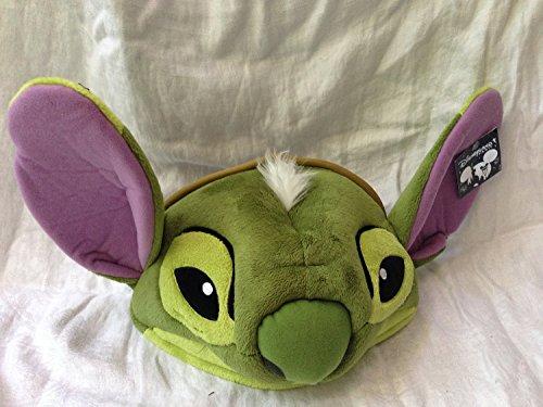 Disney Store - Lilo und Stitch Stitch-Yoda-weicher Plüsch-Hut (Disney Stitch-halloween-kostüm)