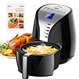 Best Air Fryers - Habor Electric Air Fryer, 3.6 Litre Oil Free Review