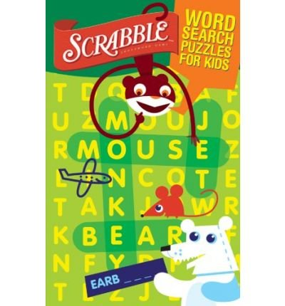 [( Scrabble Word Search Puzzles for Kids )] [by: Sterling Publishing Company] [Oct-2007]