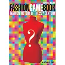FASHION GAME BOOK ANGLAIS.